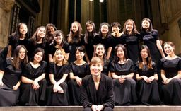 Vocal Ensemble at the International Choral Competition